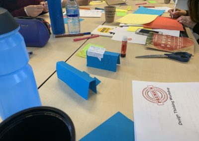 Training Design Thinking