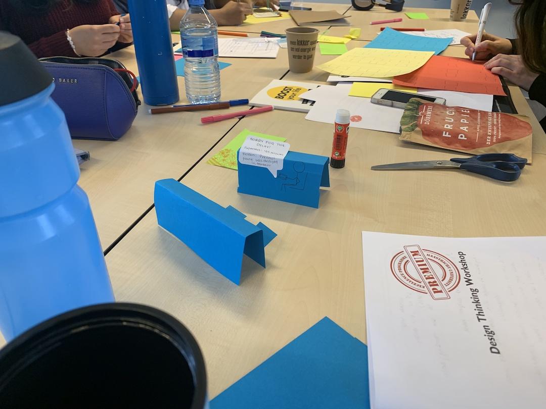 Training Design Thinking